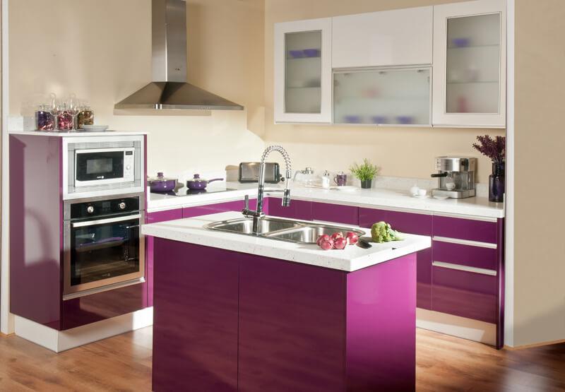 decoracin de cocinas llnalas de color