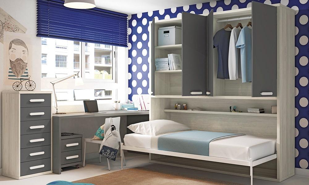 Decorar os quartos com vinil de pared