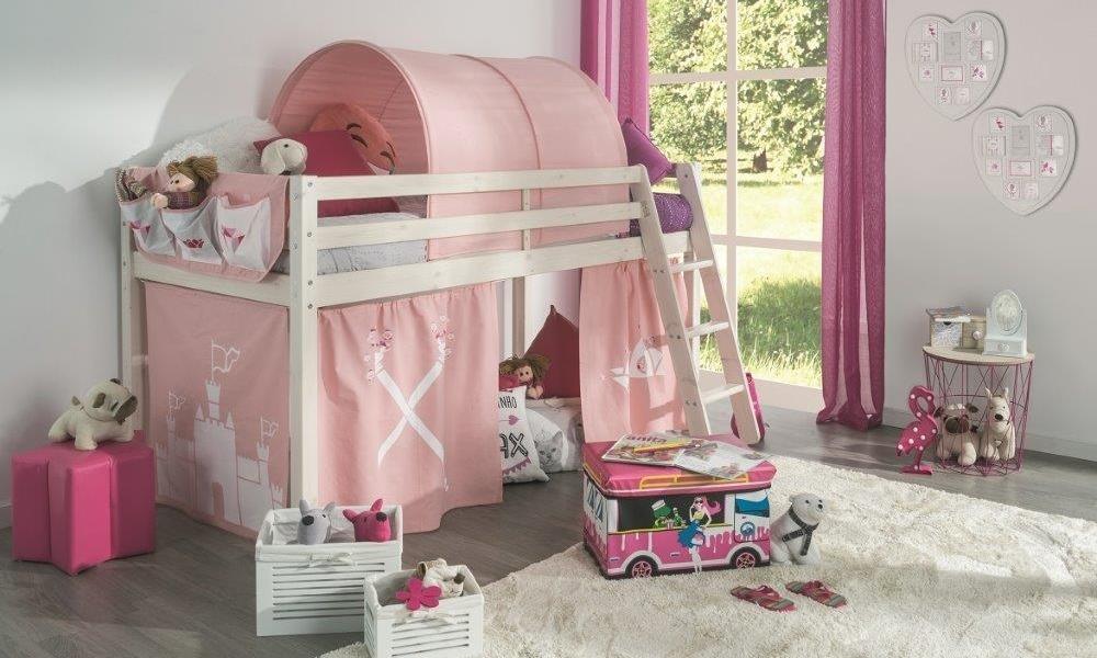 cama para quarto de bebé