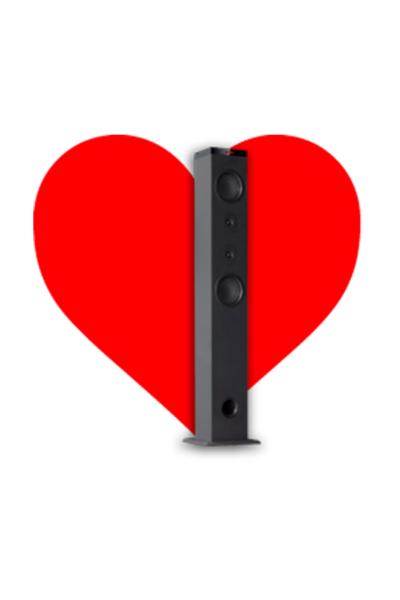 Torre de sonido Bluetooth 50 W AVENZO AV6065