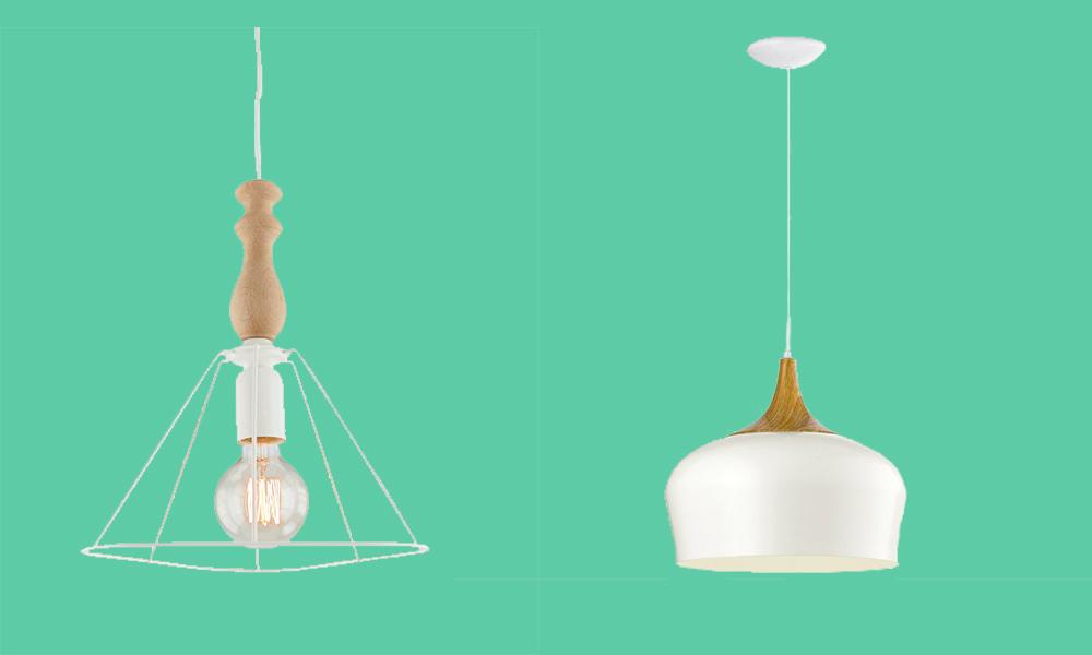Lámparas de colgar Conforama Iluminación para renovar tu casa