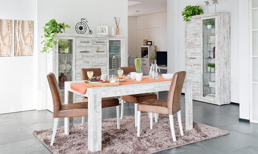 Mesas de jantar Conforama