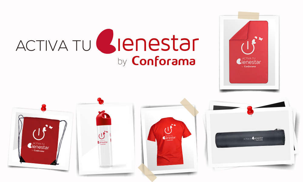Kit Regalos Conforama
