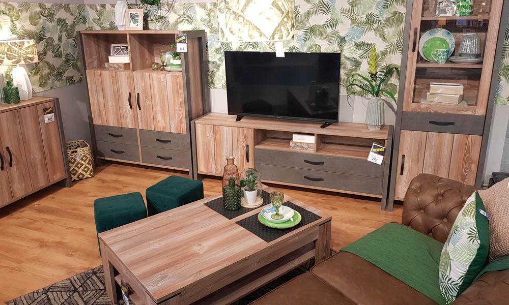 Sala Industry e ideias criativas para refrescar a decoração