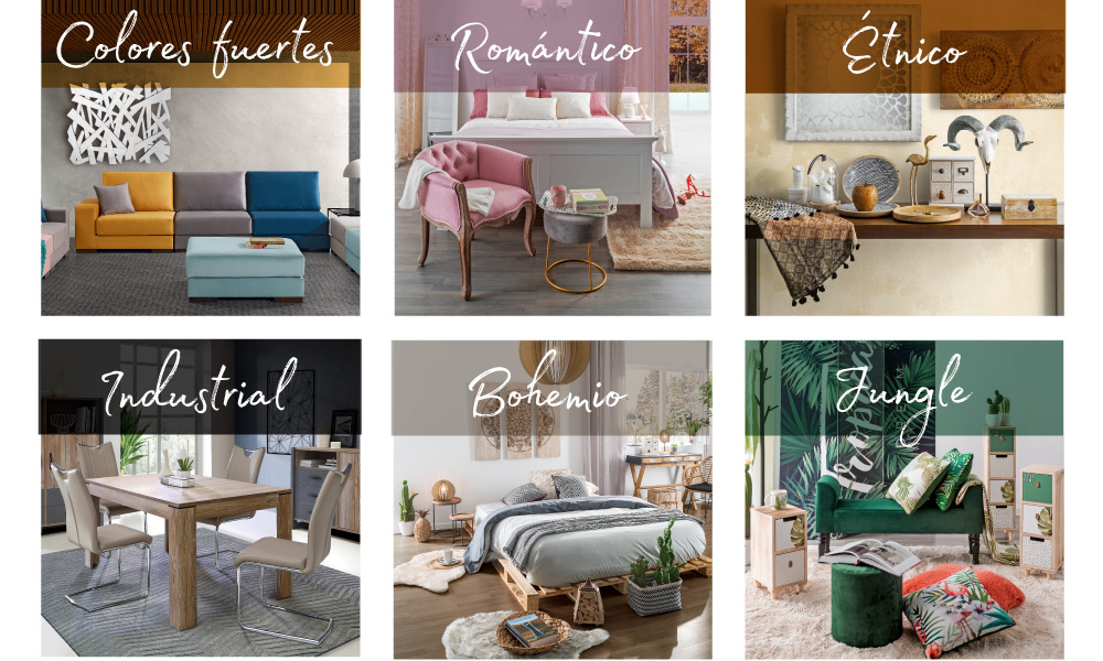 Tendencias Decorativas Guía 2018 Conforama