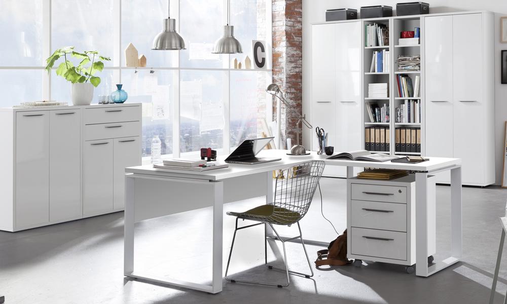Móveis de escritório da coleção STAMA Renove a sua casa e escritório