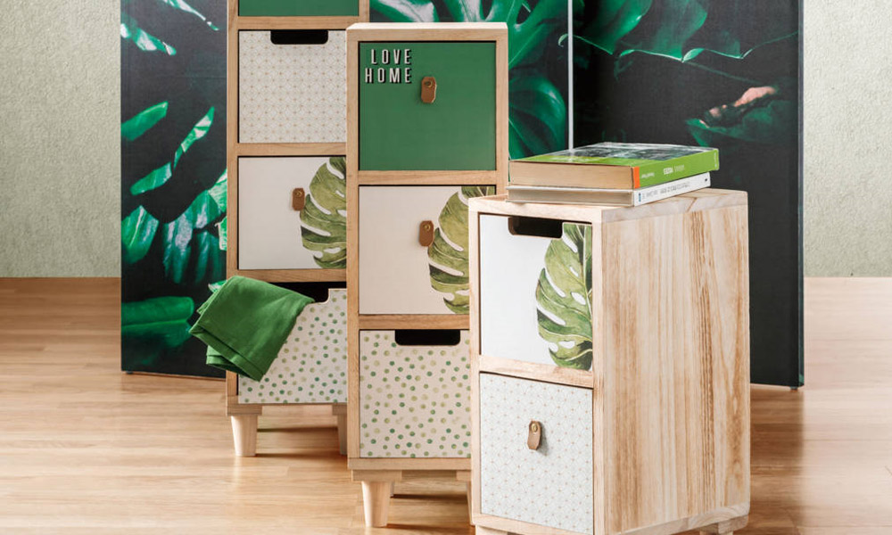 Cajoneras JUNGLE Conforama