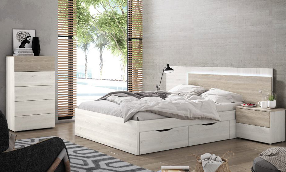 Dormitorio MONACO Conforama