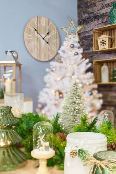 Natureza dentro de casa neste Natal Conforama