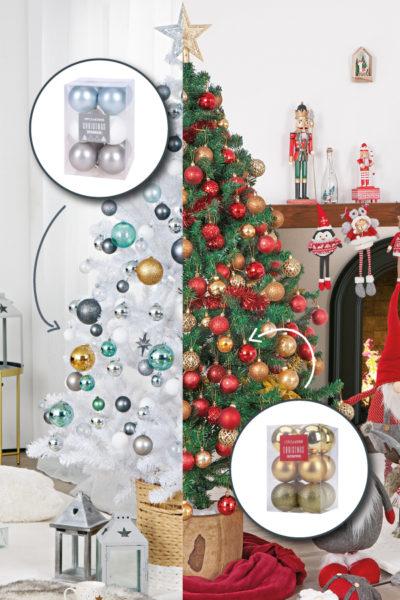 decorações natalícias