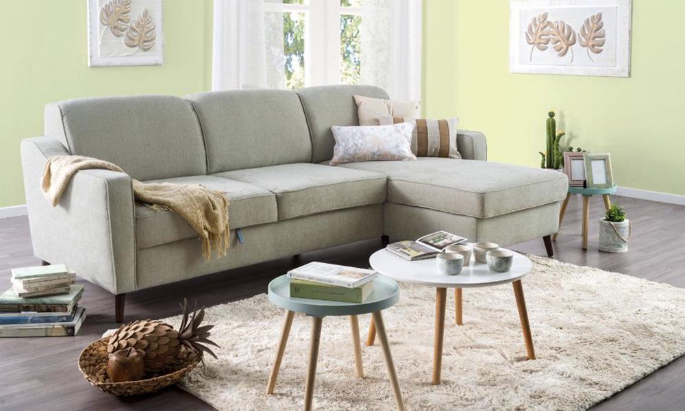 O sofá perfeito para qualquer sala