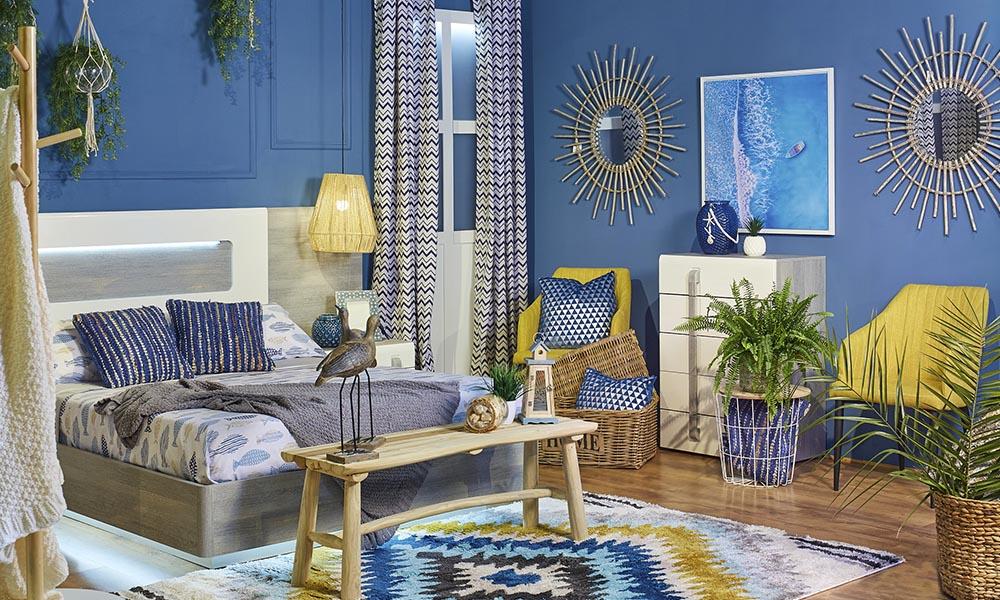 As tendências de decoração definem-se numa palavra: seaside