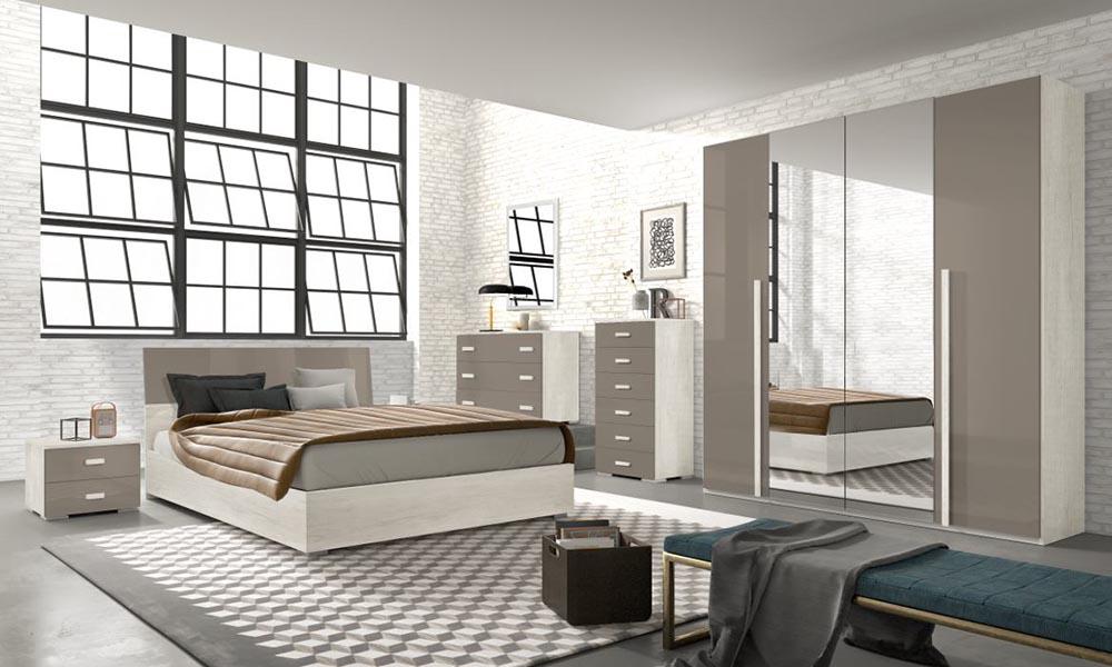 Dormitorio MONTBLANC Conforama