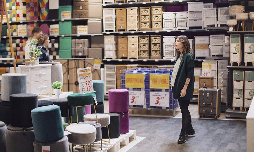 Variedad de productos y descuentos en las tiendas Conforama
