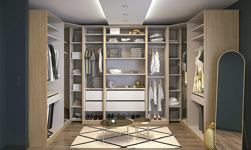 Haz el cambio de armario con el método Conforama