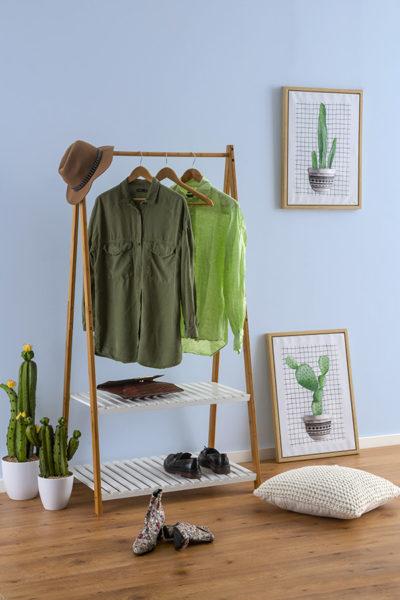 Decore o chão de sua casa com quadros