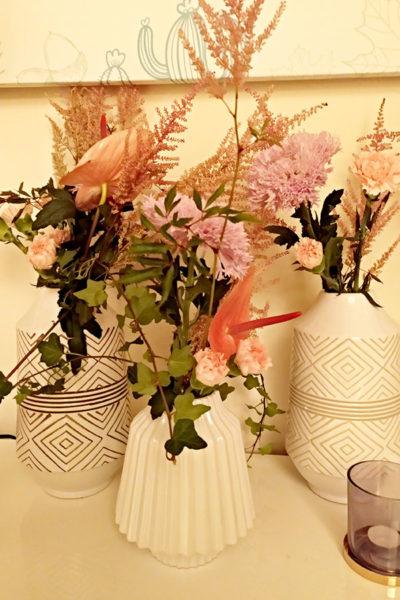 El potencial decorativo de las flores y plantas artificiales