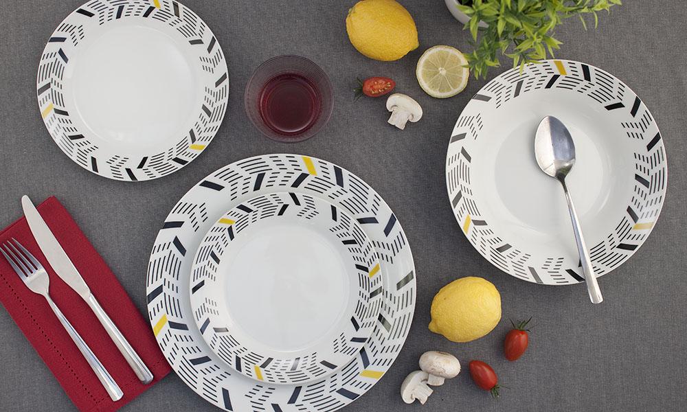 A mesa perfeita para que os jantares em sua casa sejam um êxito absoluto