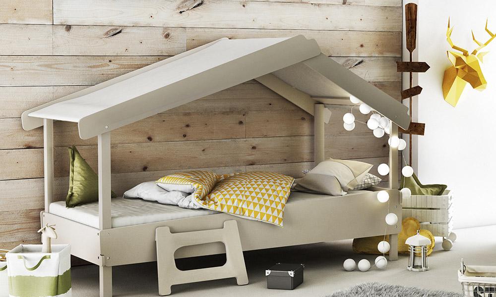 Cama TREE dormitorio infantil Conforama
