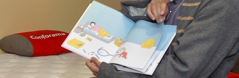 Cuentos para dormir los beneficios de leer con los peques por la noche