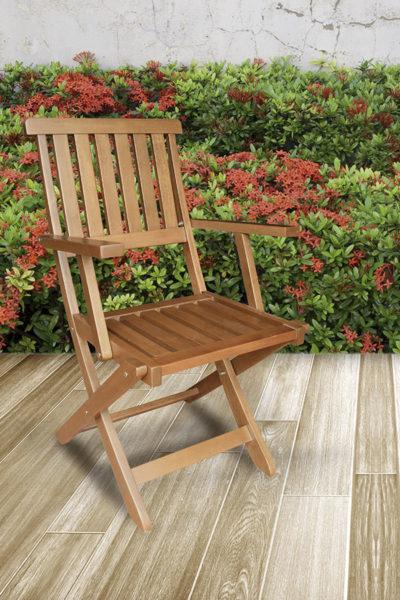 Cadeira desdobrável NEW YORK da Conforama