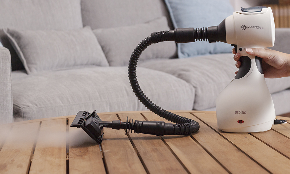 Limpiador de vapor 1400 W SOLAC LV1451
