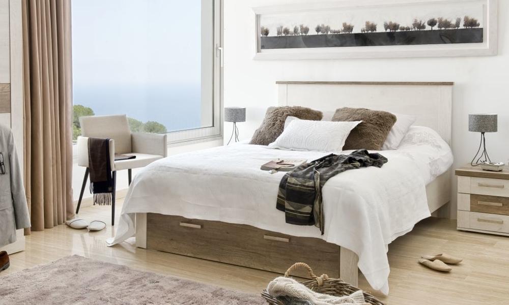 dormitorio moderno Conforama