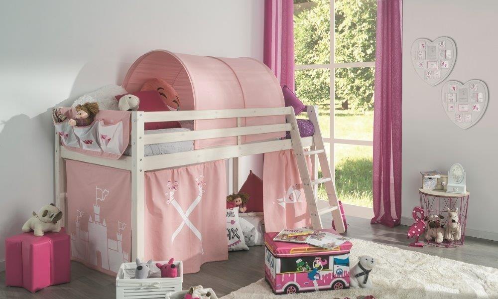 Zonas de brincadeira no quarto do bebé