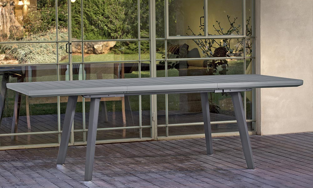 Mesa extensível de jardim HARMONY