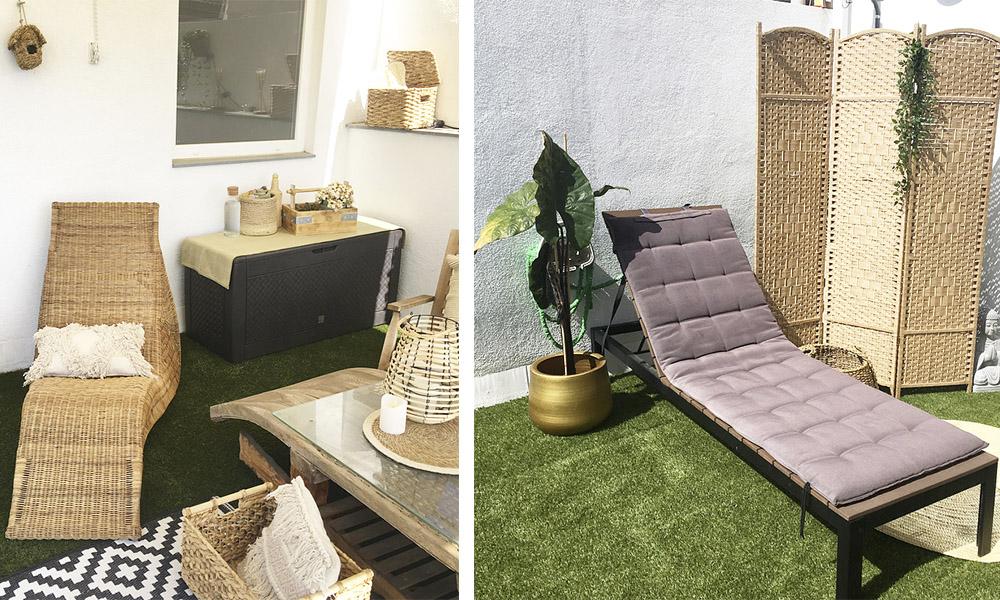 Antes Y Después Ideas De Decoración De Terrazas By Roser Home