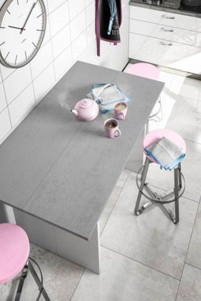 Mesa extensível de cozinha ANNA