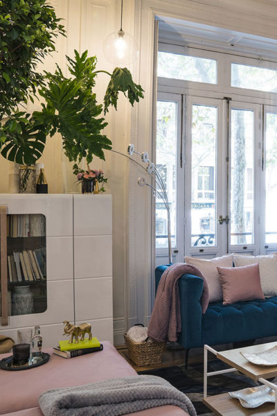 Fulares para sofas: las mantas también son una opción para decorar y proteger tu sofá