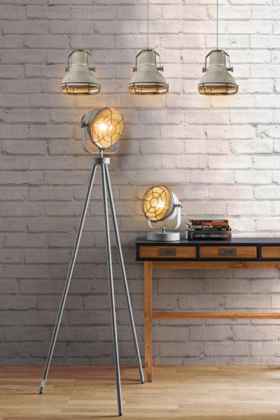 Tipos de candeeiros como peças de decoração perfeitas