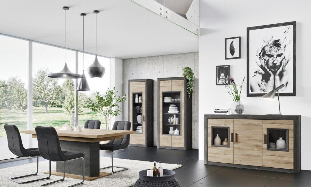 móveis modernos para a sala de estaar