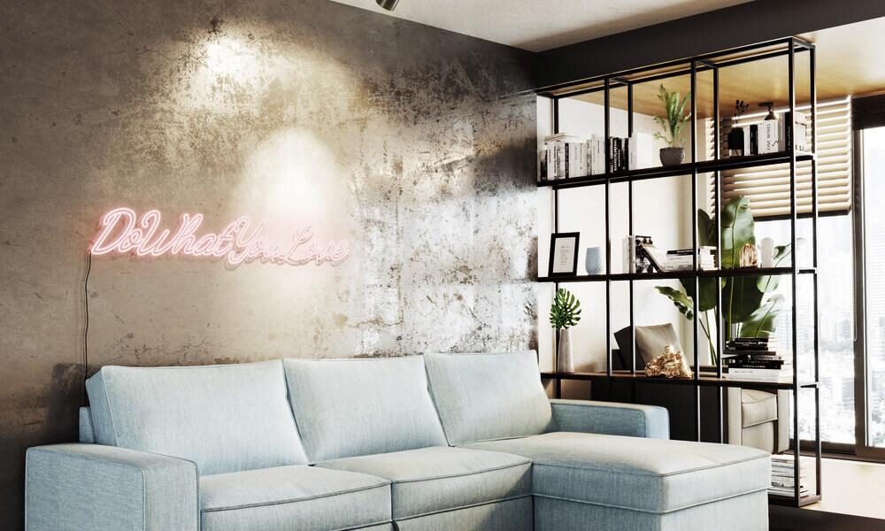 móveis de sala moderno