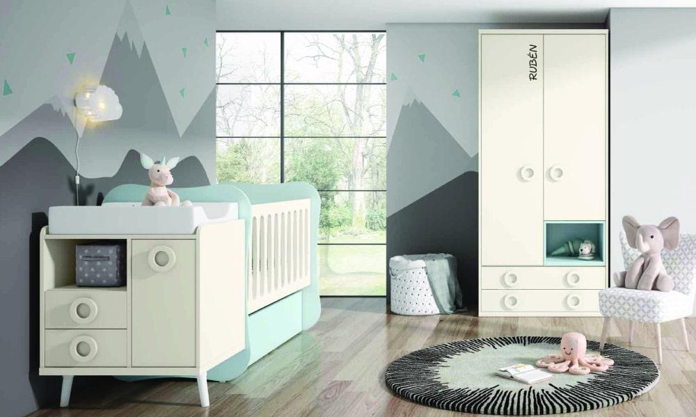 como decorar habitacion de bebe