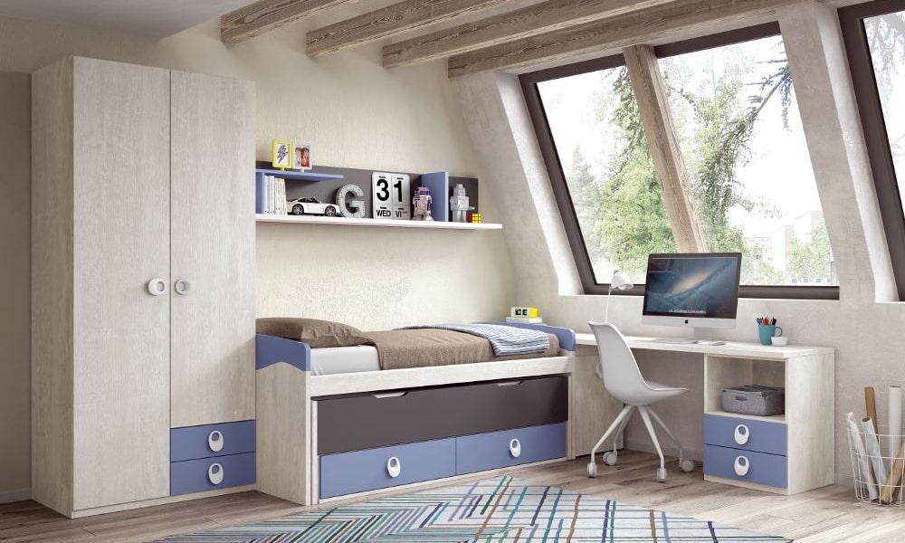 ideas habitacion chico