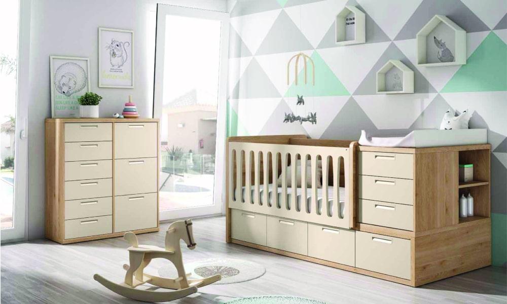 muebles habitacion bebe