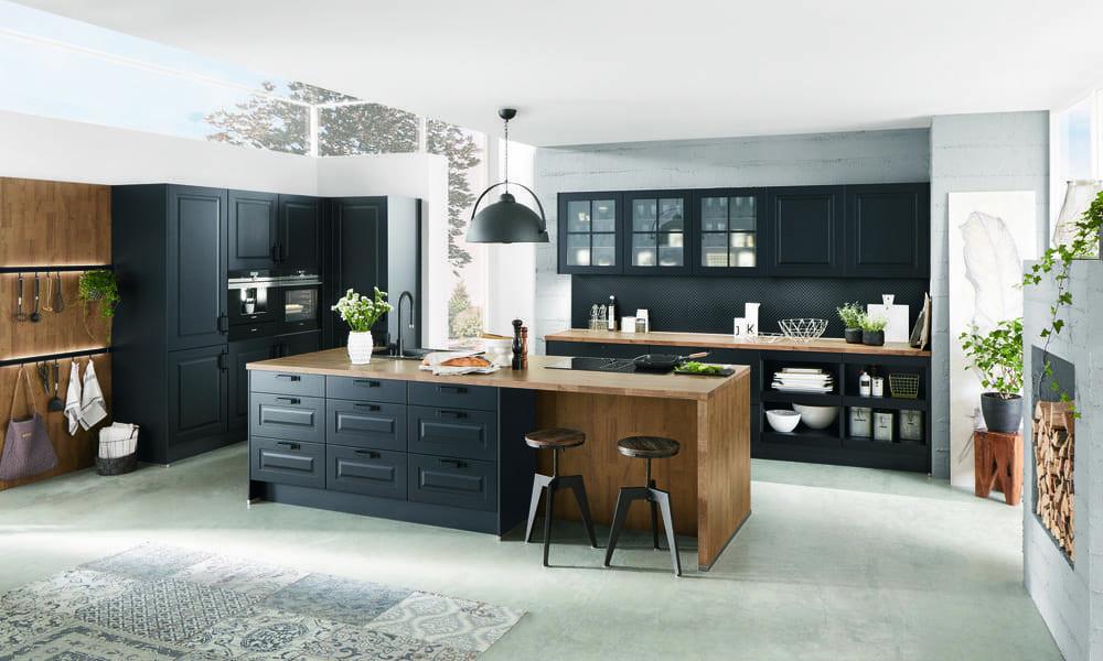 cozinha em madeira