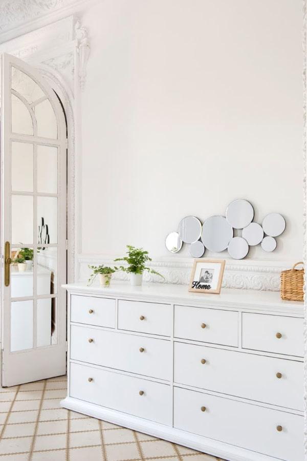decoracion con espejos