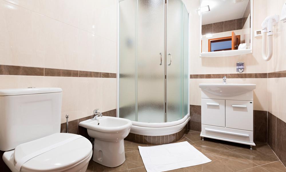 alternativas a las mamparas de baño