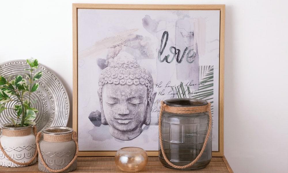 decoracion baño temática zen