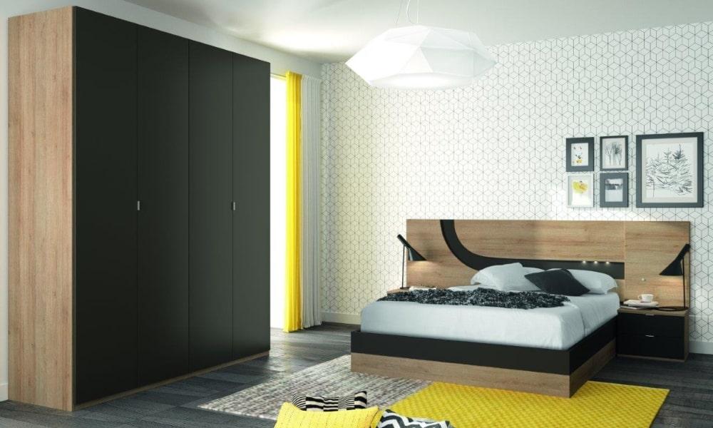 fondo de armario matrimonio dormitorio