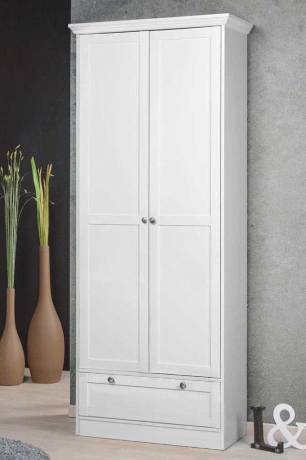 pinturas puerta de madera zapatero