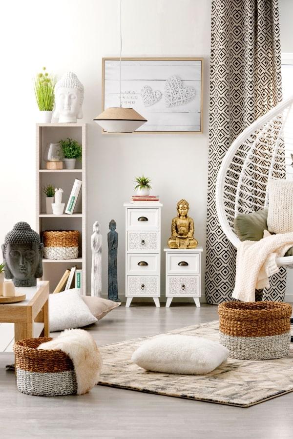 renovar puerta con pintura mobiliario blanco