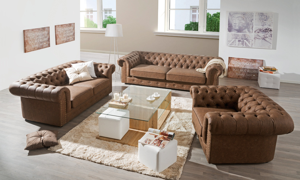 Como restaurar móveis antigos - sala