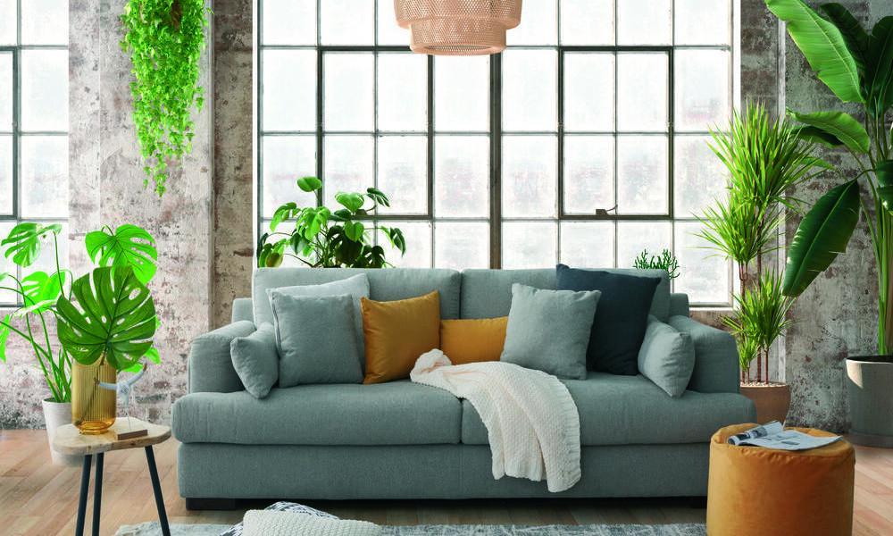 Como estofar sofá cinza claro