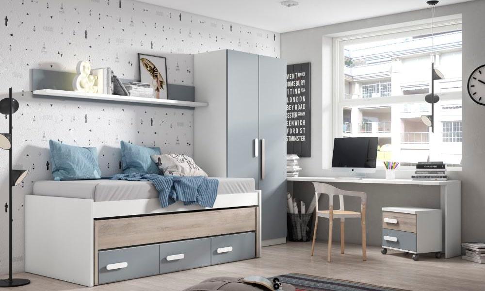 ideas habitaciones bebe
