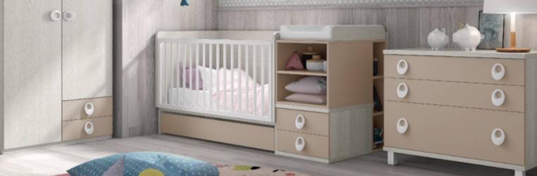 Prepara la habitación infantil para la llegada de tu bebé