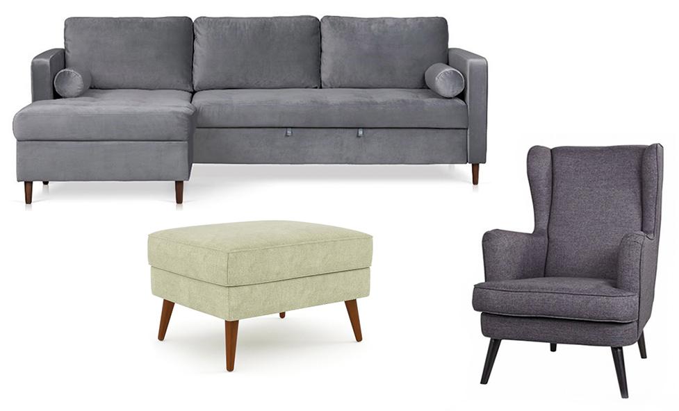 Sofás y sillones Conforama